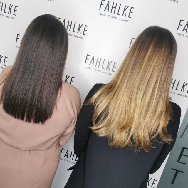 Blondie&Brownie By @bia_nca_du & @frittinchen . . #labiosthetique #labiosthetiqueparis #salonfahlke #friseurgütersloh #hairgoals #haircolor #fashion #hairfashion #styling #Gütersloh #hair #hairstyle #instahair #hairstyles #haircolour #haircolor #hairdye #hairdo #haircut #longhairdontcare #fashion #instafashion #straighthair #longhair #style #straight #curly #black #brown #blonde #brunette #balayage