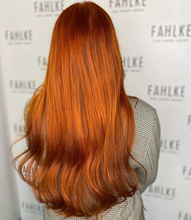 Von Braun zu Kupfer ❤️💯 By @cutandcolor.by.tina . . #hairgoals #haircolor #fashion #hairfashion #styling #Gütersloh #hair #hairstyle #instahair #hairstyles #haircolour #haircolor #hairdye #hairdo #haircut #longhairdontcare #fashion #instafashion #straighthair #longhair #style #straight #curly #black #brown #blonde #brunette #hairoftheday #hairideas #balayage